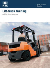 Lift Truck Training - Advice For Employers