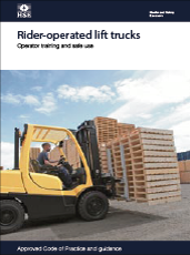 Rider Operated Lift Truck Operating Guide
